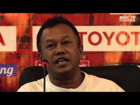 BGFC TV : NEWS MEET THE PRESS BGFC –  BANGKOK UTD