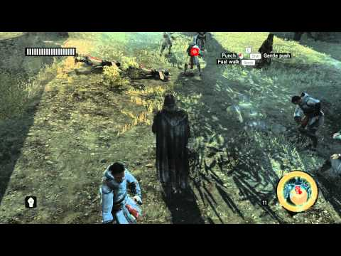 Assassins Creed Revelation Mission 39 The Mentors Return 100% Synch PC