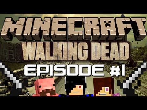 THE RETURN [Minecraft: Walking Dead Survival #1]