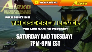 The Secret Level Podcast #5 - Halo Combat Evolved