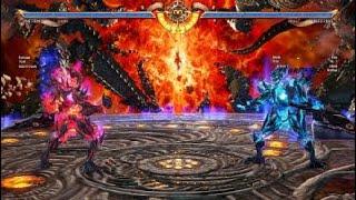 SOULCALIBUR™Ⅵ - Inferno Movelist !