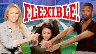 OLIVIA IS FLEXIBLE (The Show w/ No Name)