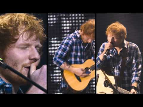 download lagu Ed Sheeran - I'm A Mess Live From Wembley Stadium gratis