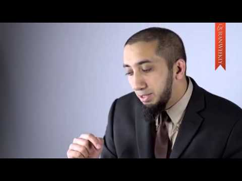 Tricks Of Satan   Nouman Ali Khan   Malay Sub video
