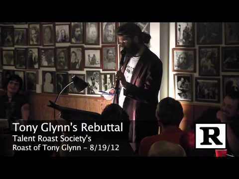 Tony Glynn's Rebuttal - The Roast of Tony Glynn - 8/19/12