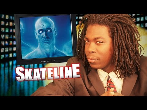 SKATELINE - Brian Anderson On Anti Hero, Justin Figgy Figueroa Made 2, Tiago Lemos,