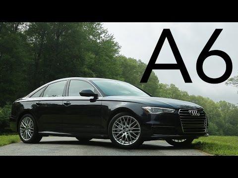 2016 Audi A6 Quick Drive   Consumer Reports