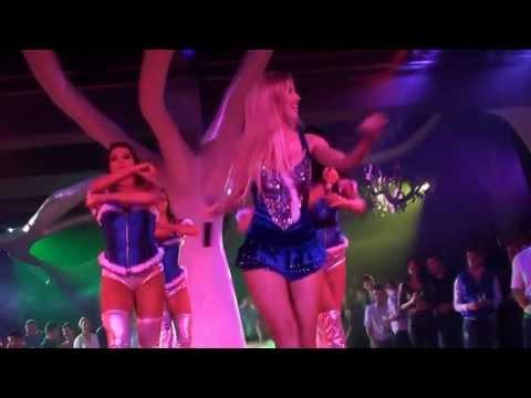 Andreea Balan – Christmas Party – Club Sky (24.12.2011)