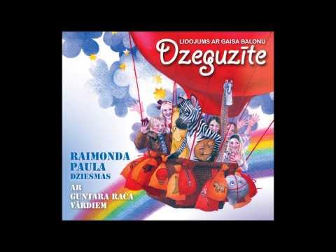 """Dzeguzīte - """"zebra"""" (official Audio)"""