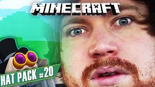 Captain Dick-Rip! - Minecraft Hat Pack #20