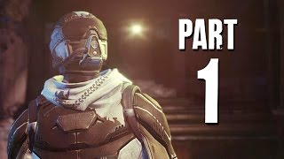 Destiny Walkthrough Part 1 - JOURNEY BEGINS - Playthrough / Let's Play Gameplay PS4