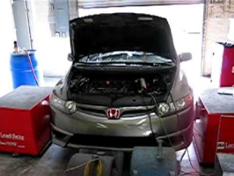 Full-Race Turbo R18 Honda Civic EX - powered by BorgWarner EFR 6255 turbo