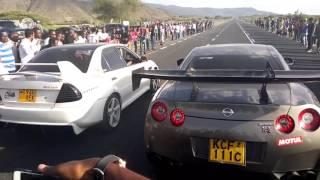 Team Tanzania kuongoza katika racing