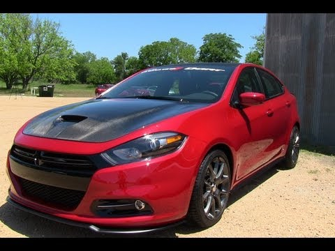 2013 Dodge Dart GTS Tribute revealed Inside and Out