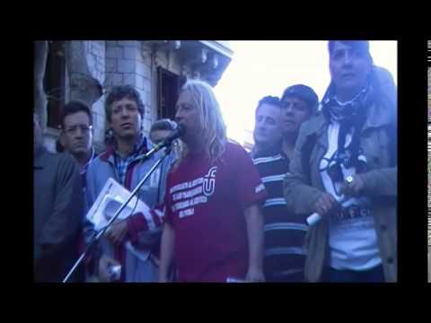 Ruben Sobrero: Si Tocan a uno y tocan a Todos