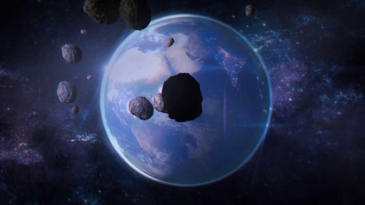Earth Model Cinema 4d Earth And Asteroids Cinema 4d