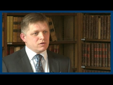 Unemployment in Slovakia | Robert Fico | Oxford Union