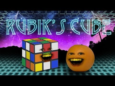 Annoying Orange - Rubik's Cube (Ft. Flula & Mikey Bolts)