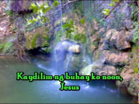 Saan Man Ako Pumaroon - By Rez Valdez With Lyrics video