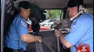 Hidden Camera: Police Stakeout
