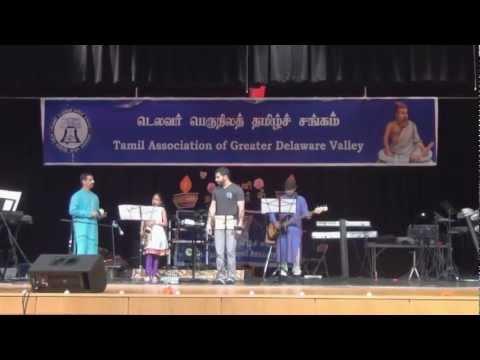 Mundhinam Parthene (Vaaranam Aayiram) - Cover