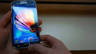 Samsung Galaxy S4 hardware overview