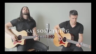 Download Lagu Justin Timberlake ft. Chris Stapleton – Say Something (Cover by Mike Archangelo ft. Andy Horne) Gratis STAFABAND