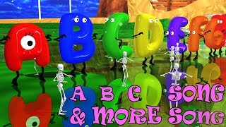 Thriller Alphabet ABC & More Song