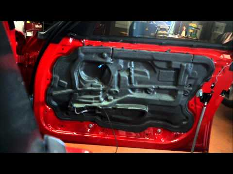 BMW 3 Series E90 Door Trim Sedan Front How to DIY: BMTroubleU
