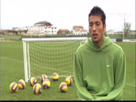 Garay of Racing Santander Profile Video