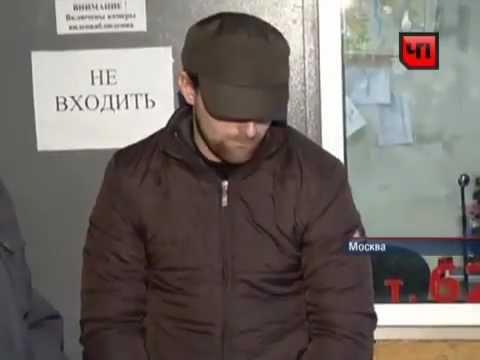 осетин зарэзал в переходе московского метро