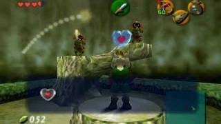 ZELDA Ocarina of Time (All Piece of Hearts in one video)
