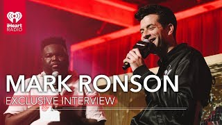 "Mark Ronson Talks Working With Lady Gaga & Bradley Cooper On ""Shallow"""
