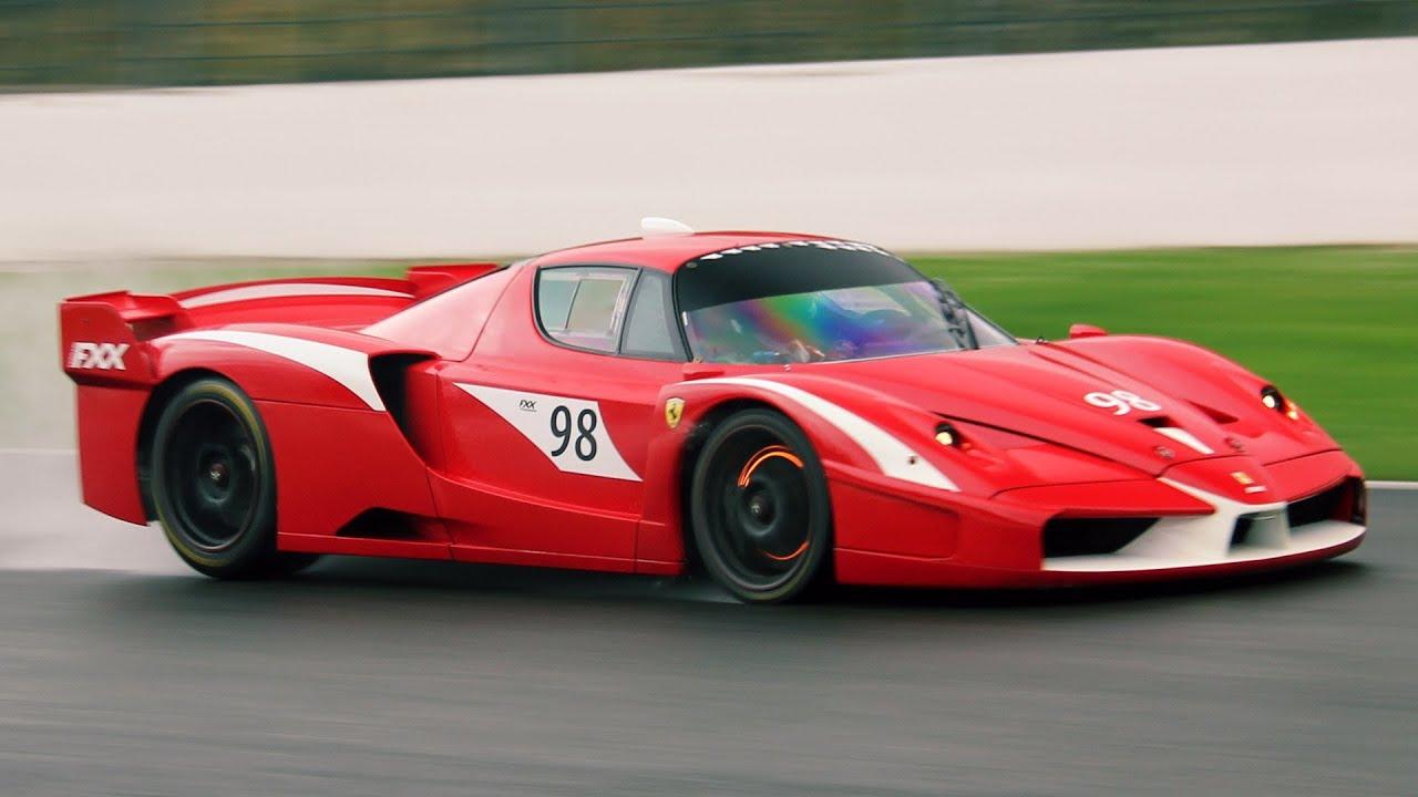 Ferrari Enzo Fxx Evolution Ferrari Fxx Evolution Pure