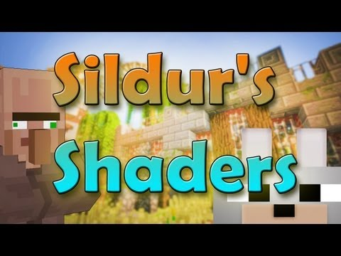 Minecraft Mods - Sildur's Shaders 1.5.2 Review and Tutorial (Mini-Short Story!)