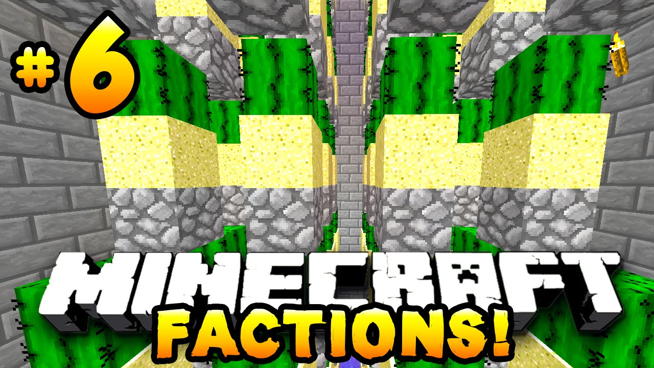 Minecraft Factions 6 Huge