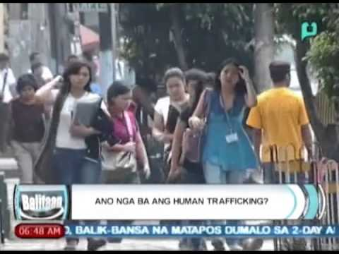 [Balitaan] Special Report: Ano nga ba ang Human Trafficking? [05|12|14]