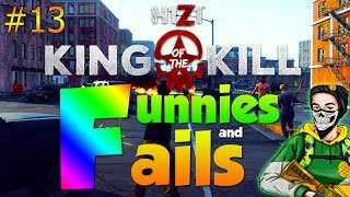 HE PREDICTED THE FUTURE!... | H1Z1 KOTK - Funnies and Fails Ep. 13