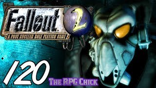 Let's Play Fallout 2 (Blind), Part 120: Inside the Sierra Army Depot