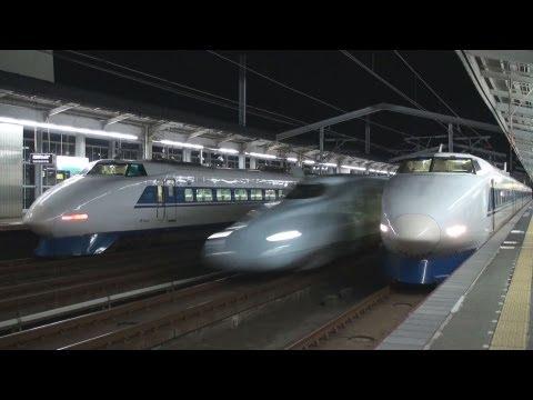 ... 新下関駅 【Shinkansen 100 series
