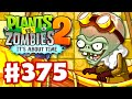 Plants vs. Zombies 2: It's About Time - Gameplay Walkthrough Part 375 - Zomboss Gondola Fight! (iOS)