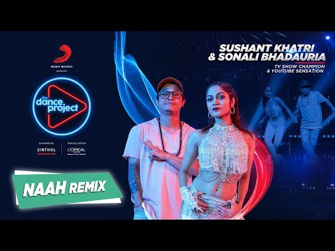 Naah - Hip Hop Remix | LiveToDance with Sonali | Sushant Khatri | Harrdy Sandhu | The Dance Project