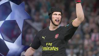 Pro Evolution Soccer 2017 ARSENAL