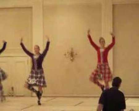 Scottish Highland Dancing: Highland Fling Video