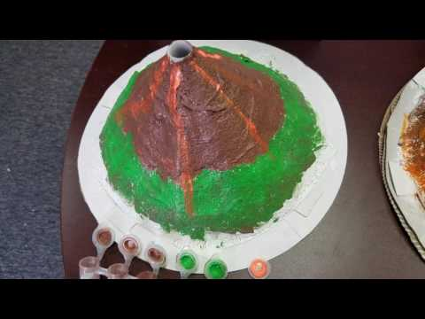 Volcano kit comparisons, Smithsonian, Discovery, Kidzlabs, National Geographic, Smoothfoam review