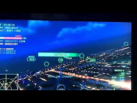 Ace Combat Infinity: Dubai Night Assault w/ Friends