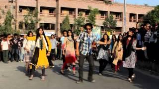 ICC T20 Flash Mob by Rangpur Psycho MANIACz (R.P.M)