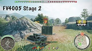 World of Tanks Xbox One/PS4 FV4005 STAGE ll - EPIC MONTAGE!! (One Shot 2,000+ DMG) pt.2