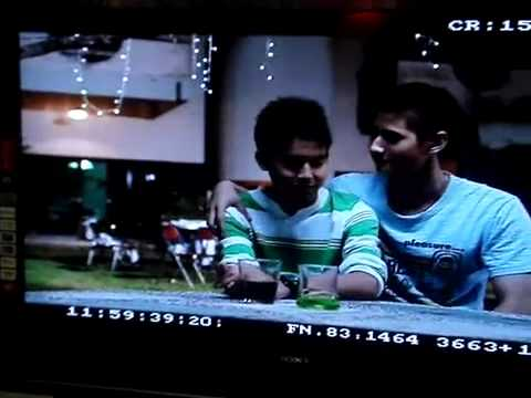 The Love Of Siam (behind The Scenes) - Mario Kisses Pchy video