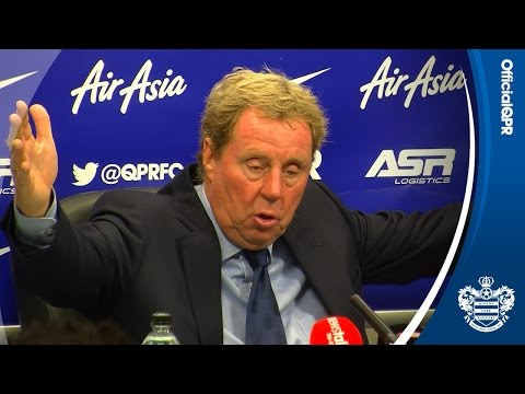 #QPRvLIV I POST-LIVERPOOL PRESS CONFERENCE